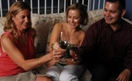 Social networking for wine lovers